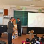 【2014.12.15】「浜郷小学校」防災講座
