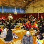 浜郷地区まちづくり協議会 避難所運営訓練